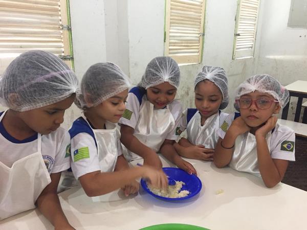 Secretaria conclui participação em Jornada de educação alimentar