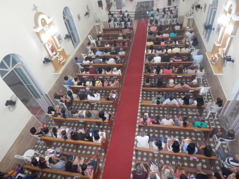 3ª Novena nos festejos de São Benedito em Beneditinos veja como foi