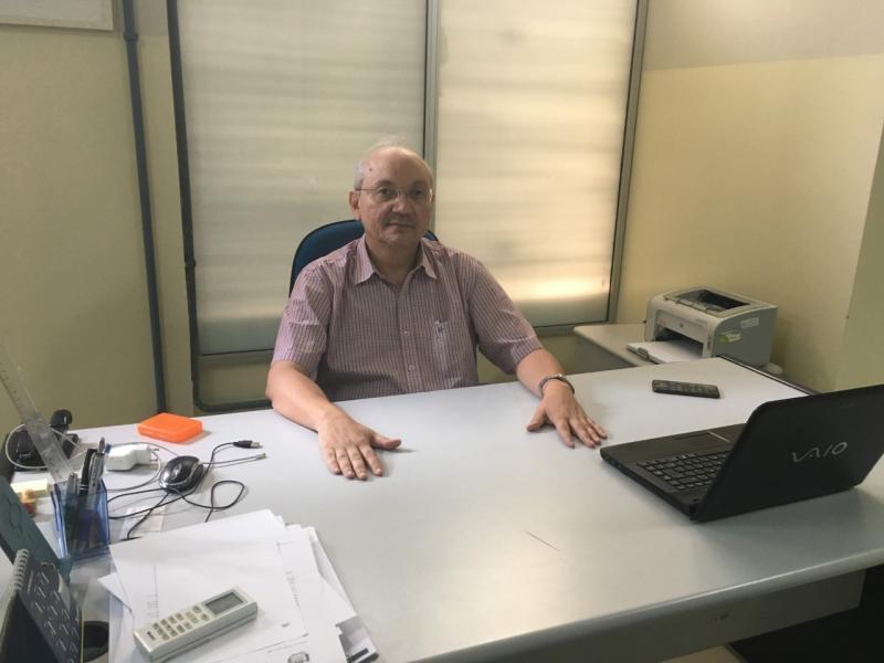 Prefeito Firmino Filho anuncia novo secretário de Finanças