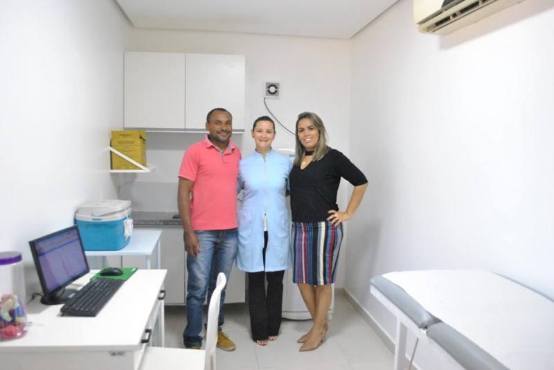 Prefeitura de Floriano e Faesf firmam parceria em prol da imunização
