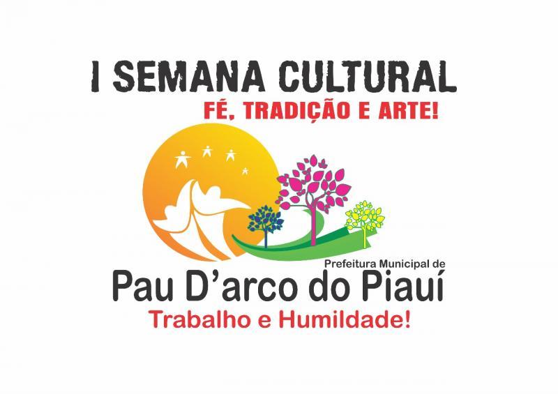 I Semana Cultural de Pau D´Arco do Piauí traz Shows e diversas atividades para a população