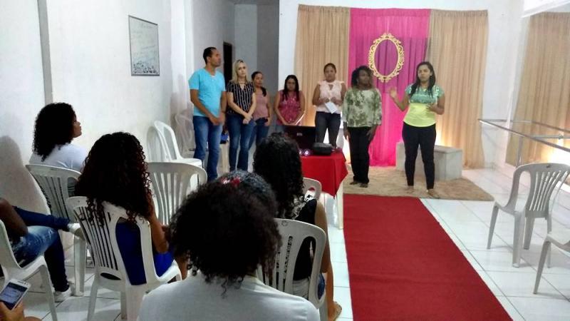 Prefeitura inicia encontros com jovens para o I Baile de Debutantes