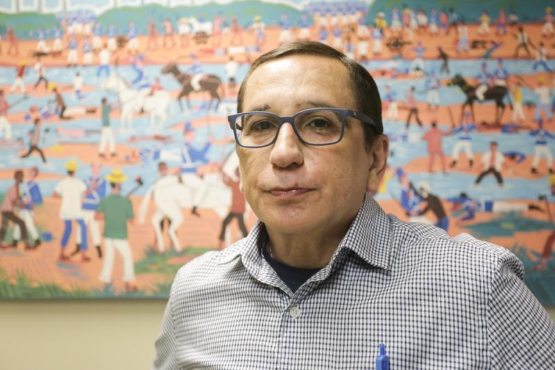 Firmino anuncia procurador Raimundo Eugênio como secretário de Governo