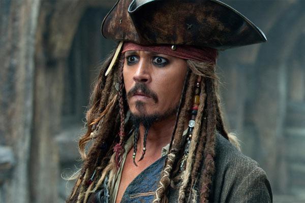 Piratas do Caribe: Johnny Depp não retornará à franquia