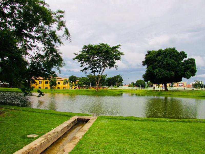 Parque da Cidadania estará fechado neste domingo