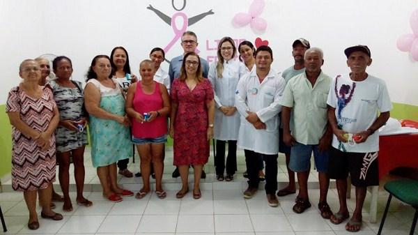 Novas Próteses Dentárias são entregues em Guadalupe