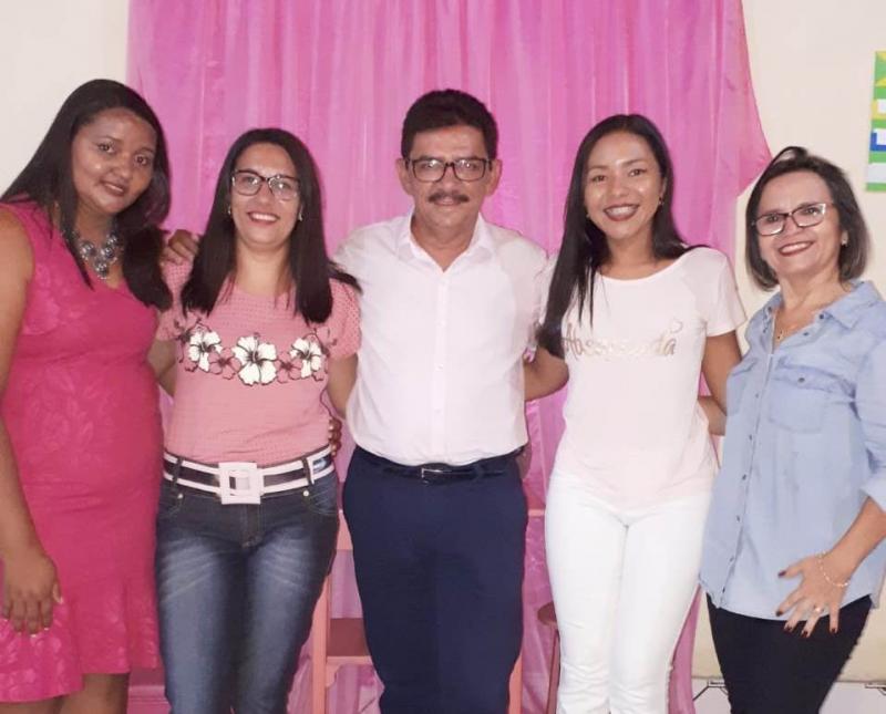 Igreja Batista Filadélfia realiza Culto Rosa em Capitão de Campos