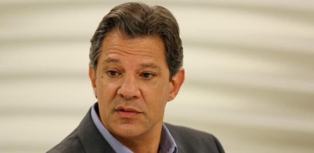 Haddad tem aval de Lula para liderar oposição do PT ao governo Bolsonaro