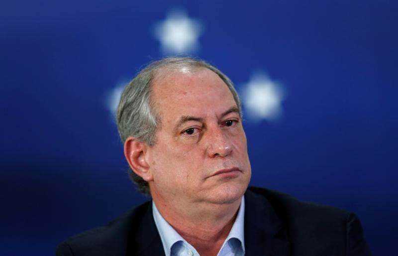 Ciro Gomes deseja sorte a Bolsonaro e fala em respeito