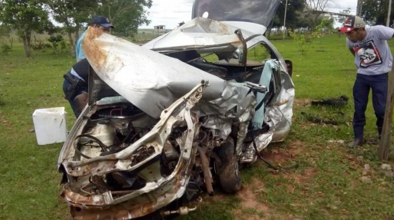 Duas mulheres morrem e bebê fica ferido após colisão entre veículos