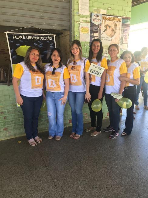 Município de Pimenteiras realiza atividades de prevenção ao suicídio