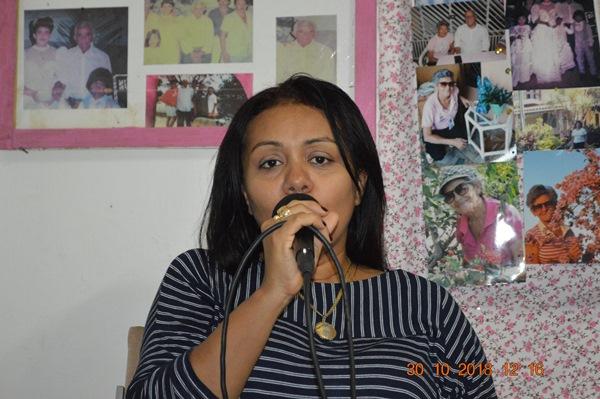 Prefeita Doquinha foi a rádio falar dos investimentos feitos na cidade