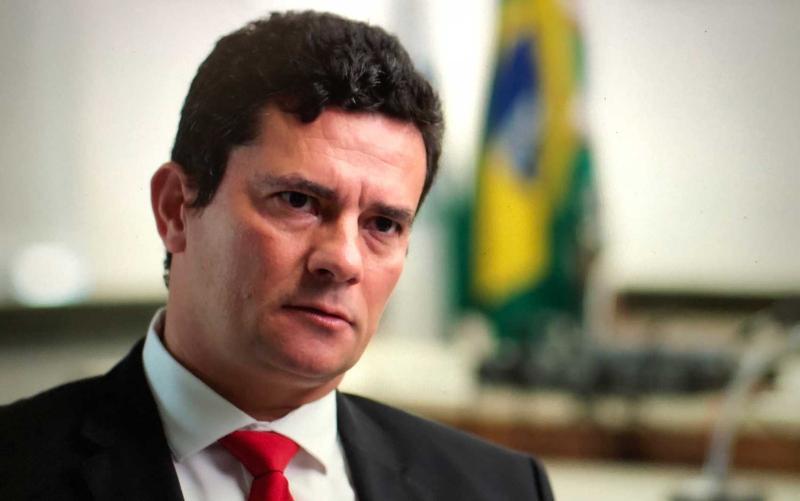 Sérgio Moro admite participar do governo Bolsonaro