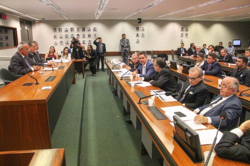 Bancada Federal define aplicação de 170 milhões para o orçamento de 2019