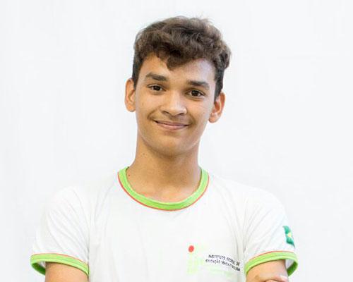 Aluno do Benedito Leite representa Uruçuí em concurso no PJM