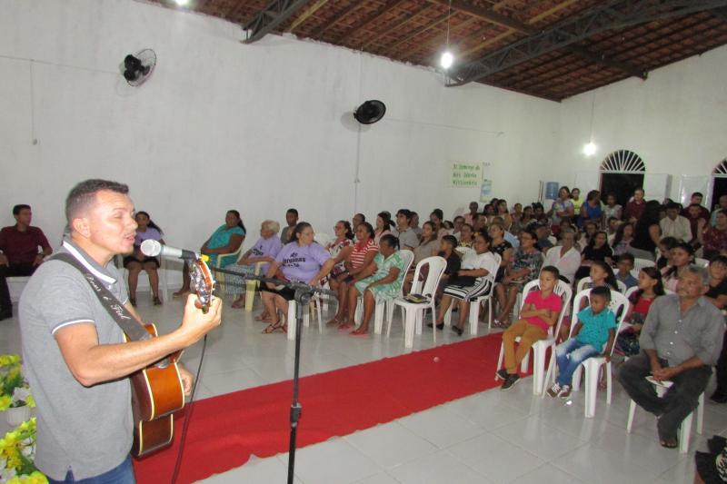 31 de outubro dia do evangélico em São João da Serra