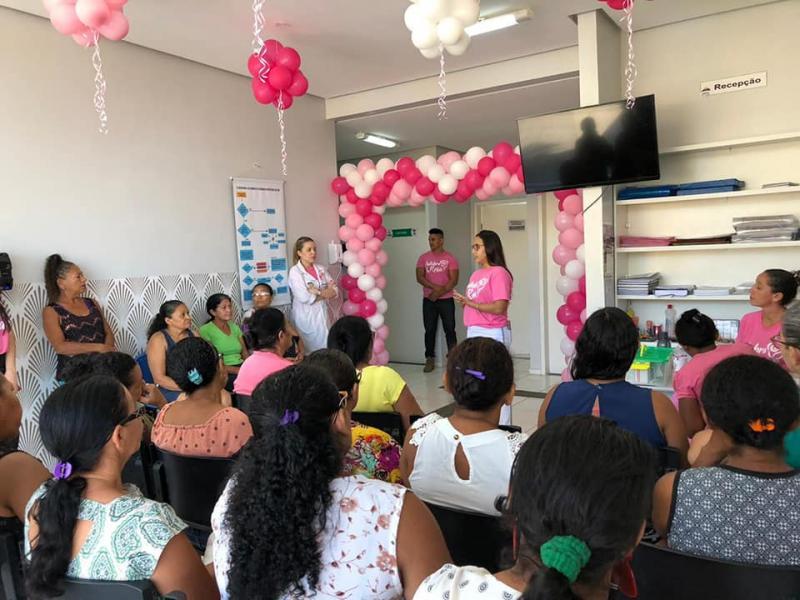 Demerval Lobão | Saúde em ação na prevenção e combate ao câncer de mama