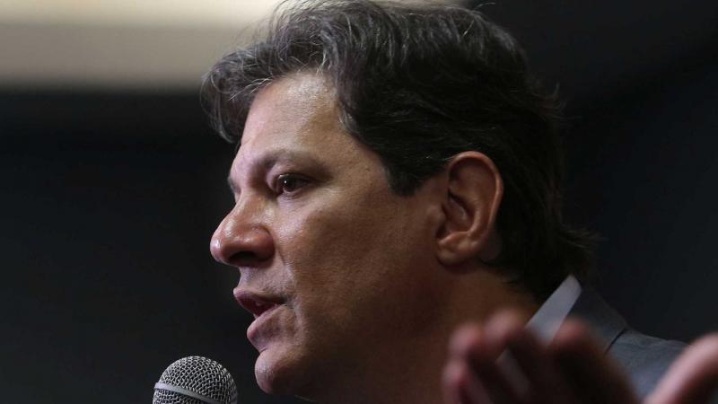 Fernando Haddad é condenado a pagar R$ 200 mil a promotor