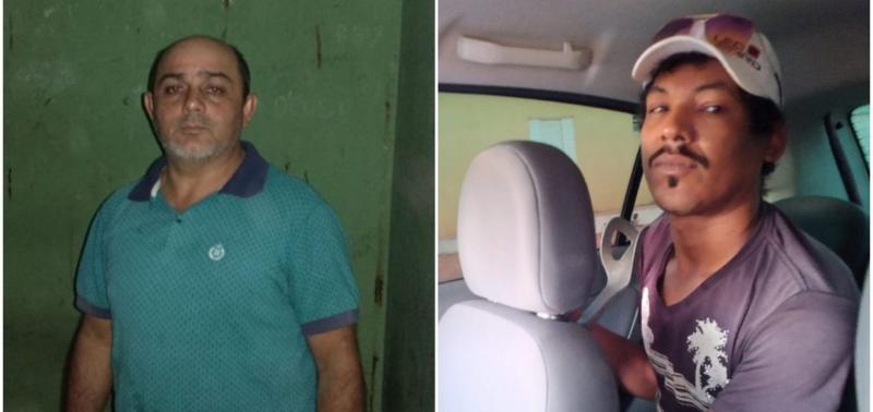 Dupla é presa acusada de roubo seguido de morte no Piauí