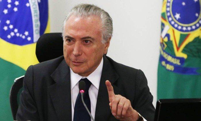 Temer veta mudança na Lei Maria da Penha que transferia funções da Justiça à polícia