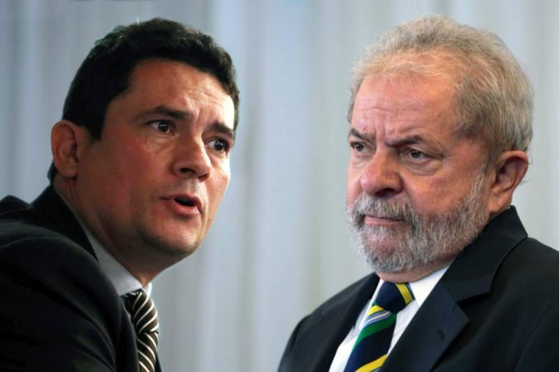 Especialistas veem Sergio Moro sob suspeição para julgar Lula