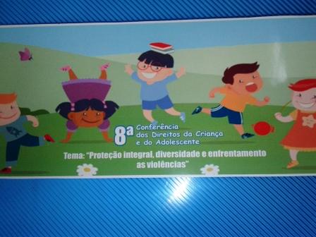 SEASOM/ALTO LONGÁ realiza conferencia com Crianças e Adolescentes