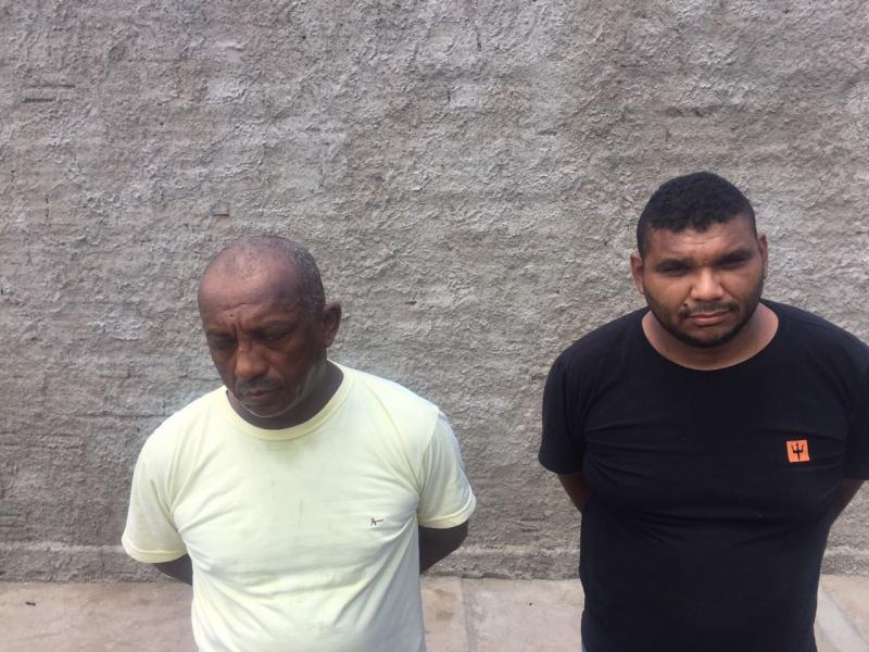 Sargento da Polícia Militar é preso com 40 kg de droga em Teresina