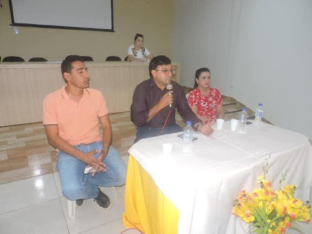 Prefeito Maninho participou de reuniões administrativas no município