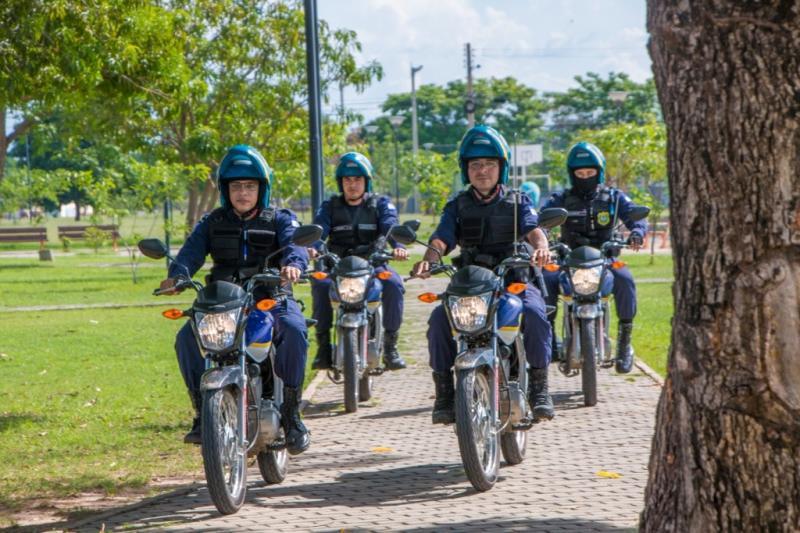 Guarda Civil apreende maconha na Praça dos Skatistas em Teresina