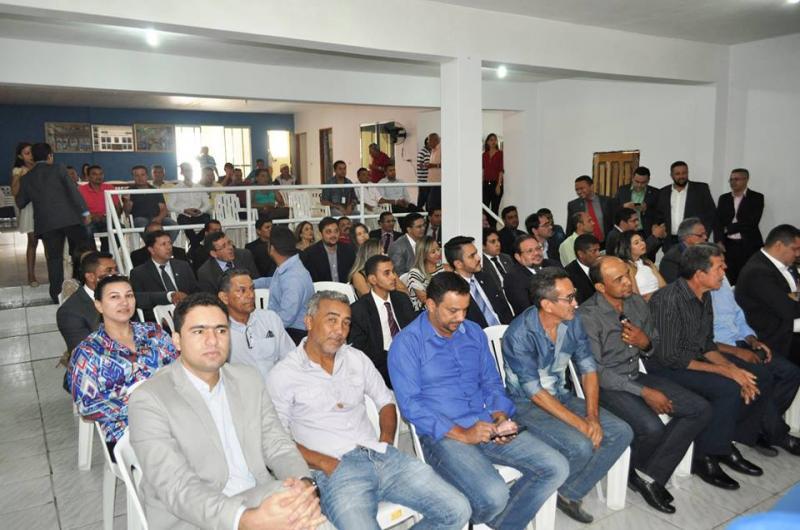 OAB realiza sessão pública de desagravo em Avelino Lopes
