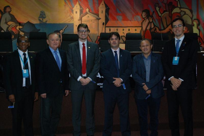 Severo Eulálio participa de seminário da Secretaria de Juventude em Belém