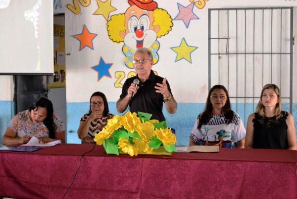 Barro Duro Realiza IX Conferência dos Direitos da Criança e Adolescente