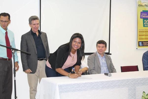 Guadalupense assume Coordenadoria de Curso do IFPI em Oeiras