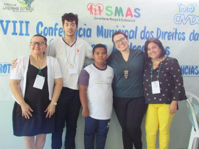Prefeitura Municipal realizou conferência sobre os Direitos da Criança