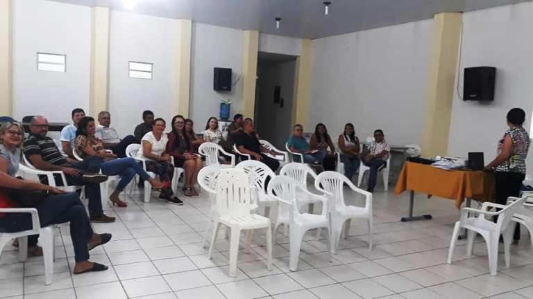 Profissionais da Educação participaram do Dia