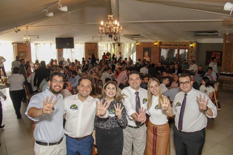 Celso Barros realiza evento com mais de 350 advogados previdenciaristas