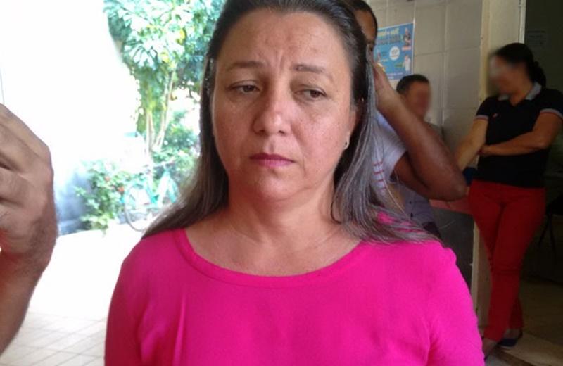 Prefeita Vilma Amorim