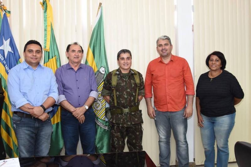 Exército Brasileiro apresenta o projeto