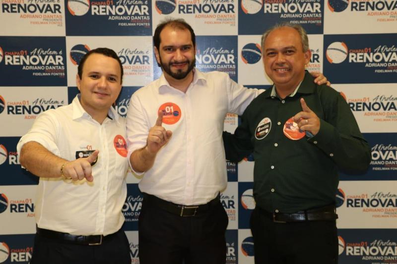 Lucas Villa participará de lançamento da chapa na subseção de São Raimundo
