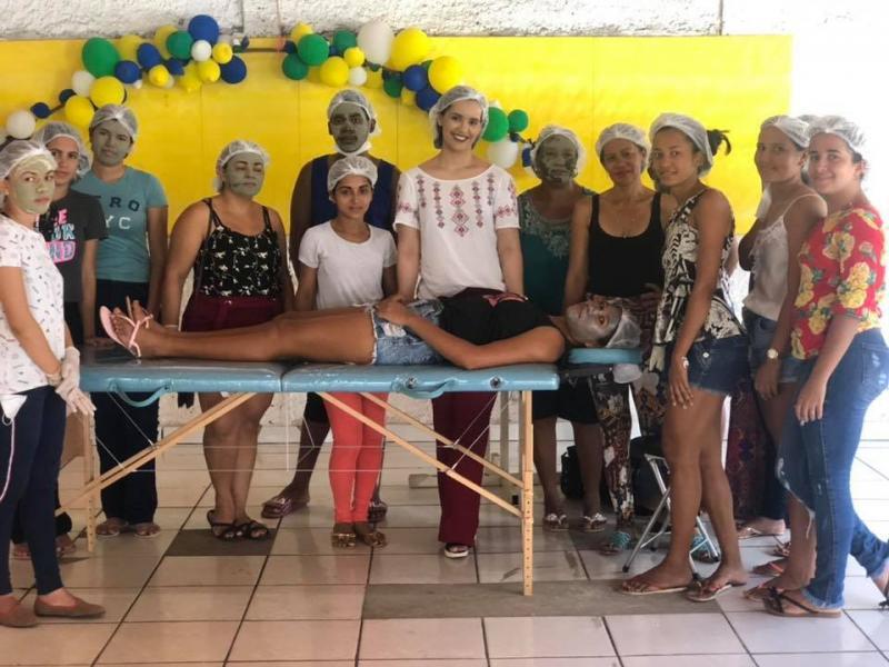 São Pedro realiza curso profissionalizante a beneficiários do Bolsa Família