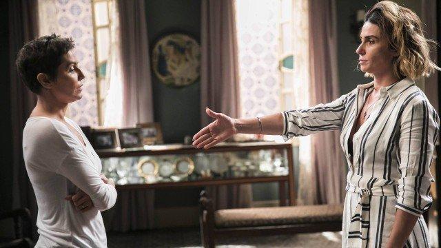 Segundo Sol: Luzia oferece perdão à Karola, mas vilã lhe dará uma rasteira