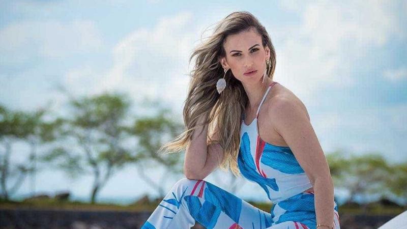 Blogueira publica vídeos denunciando o marido por agressão