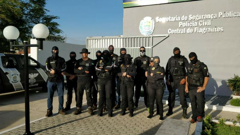 Polícia Civil realiza operação no Piauí e prende acusados de homicídio