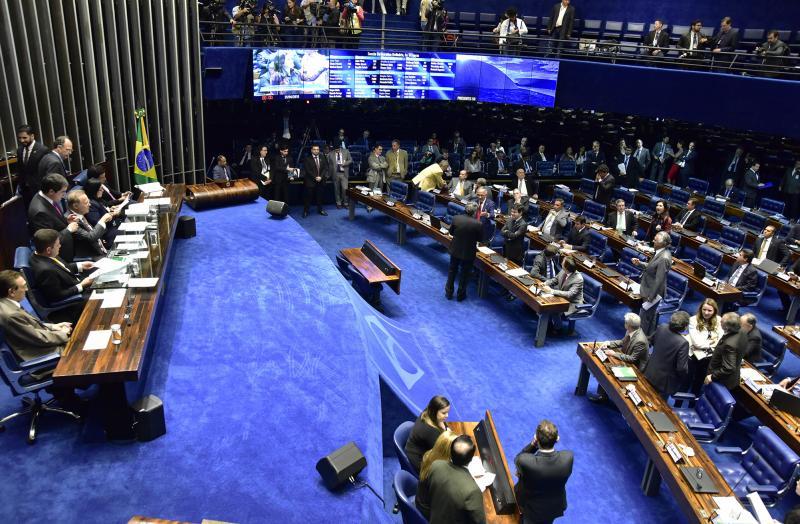 Câmara aprova fim das coligações e cláusula de barreira