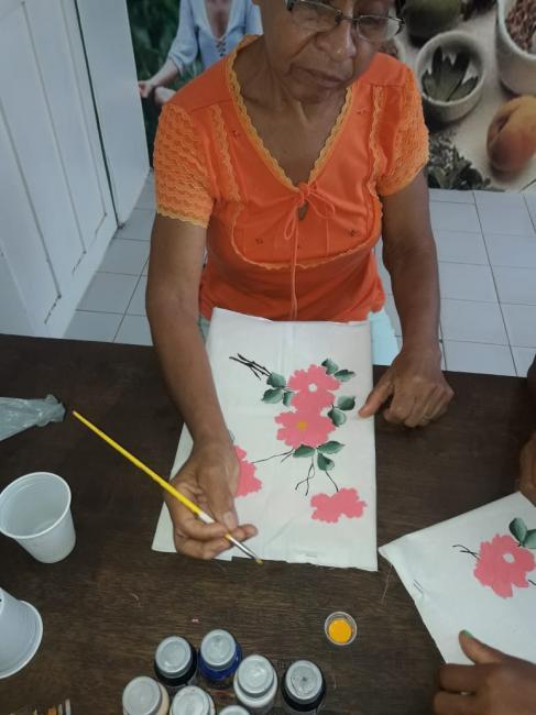 EDUCAÇÃO: Secretaria realiza Terapia com alunos