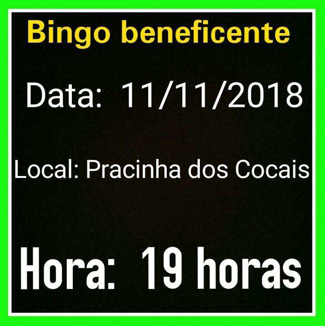 Escolas realizarão bingo para ajudar estudante em São João do Arraial
