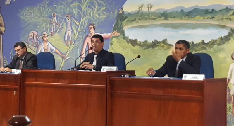 Câmara de Lagoa de São Fº aprova Lei de rateio dos precatórios do Fundef