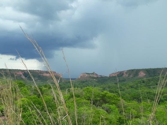 Mês de outubro foi o mais chuvoso dos últimos 9 anos em Santa Filomena