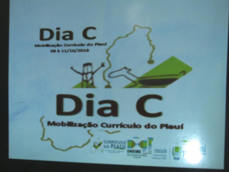 Secretaria de Educação e BNCC realizam encontro formativo em Lagoinha do Pi