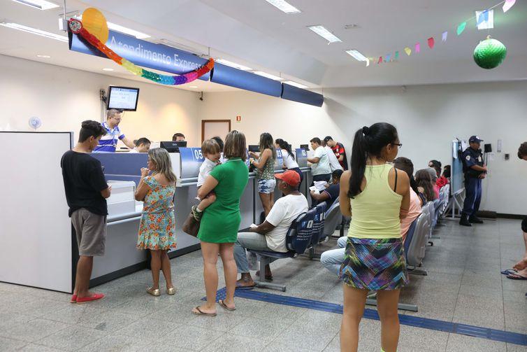 Boletos vencidos poderão ser pagos em qualquer banco a partir de sábado